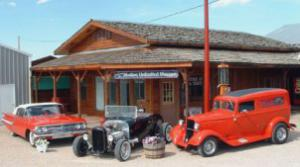 Motion Unlimited Museum & Antique Car Lot