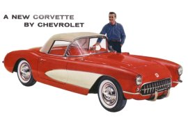 1956 Chevy Corvette
