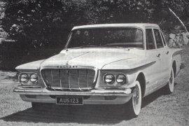Chrysler Valiant S Series