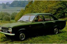 1968 Ford Escort Mark 1