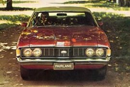 1972 Ford ZF Fairlane