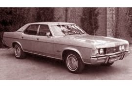 Ford Fairlane ZH