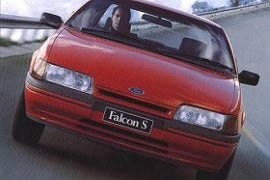 1988 Ford Falcon EA Sedan