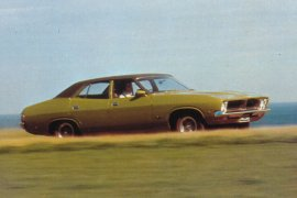 1974 Ford Falcon XB Sedan