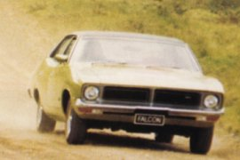 1975 Ford Falcon XB Sedan
