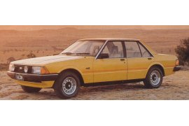 1981 Ford Falcon XD Sedan