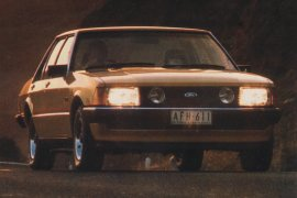 1982 Ford Falcon XD ESP (European Sports Pack) Sedan