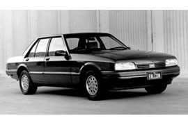 1984 Ford Falcon XF Sedan