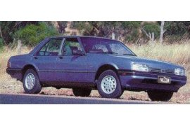 1985 Ford Falcon XF Sedan
