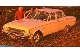 1960 Ford Falcon XK