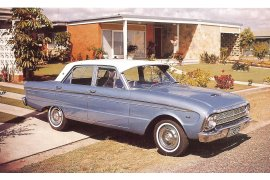 Ford Falcon XL