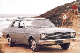 1967 Ford Falcon XR Sedan
