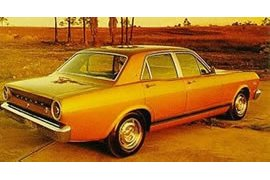 1968 Ford Falcon XR GT Sedan