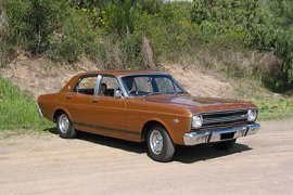 Ford Falcon XR GT