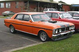 Ford Falcon XY GT