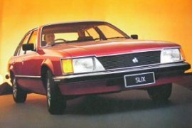 1982 Holden VH Commodore SLX