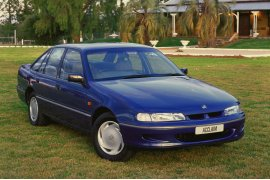 1993 Holden VR Commodore Acclaim