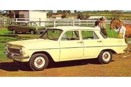 1962 EJ Holden Station Wagon and Sedan