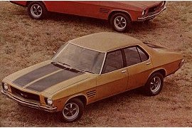 1972 Holden HQ Kingswood Sedan and Wagon