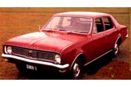 HT Holden Kingswood Sedan