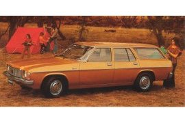 HX Holden Kingswood Station Wagon