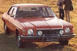 1977 Holden HZ Kingswood SL Sedan