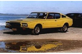 1974 Layland P76 Force 7 Coupe