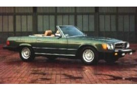 mercedes_380sl mercedes benz 380sl technical specifications 1984 380SL Interior at mifinder.co