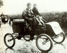 1901 Winton 2 Seater Runabout