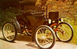 1901 Baker Electric Runabout