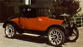 1915 Buick Type 44 Roadster