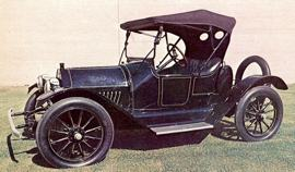 1915 Chevrolet Royal Mail H2