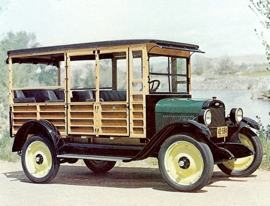 1926 Chevrolet Station Wagon