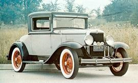 1929 Chevrolet Sports Coupe Series AC