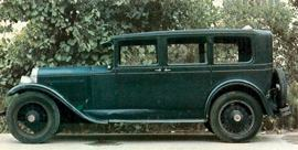 1930 Buick Master 6