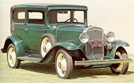 1931 Chevrolet Independence Series AE