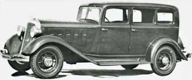 1933 Chrysler Royal Eight CT