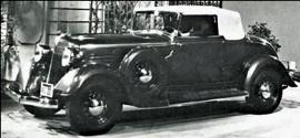 1934 Chrysler Six CA