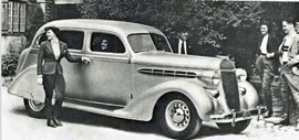 1936 Chrysler Six C-7