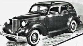 1938 Chrysler Royal C-18