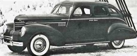 1939 Chrysler New Yorker C-23