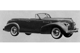 Buick Special Convertible Phaeton
