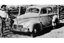 1940 Willys Compact