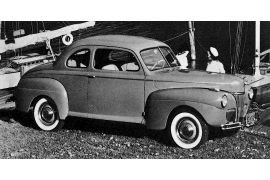 1941 Ford Model11A Super DeLuxe Coupe