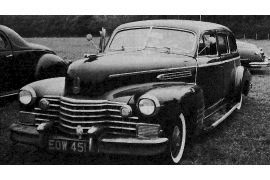 1942 Cadillac Fleetwood Series 75