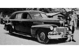 1942 Cadillac Fleetwood Seventy-Five