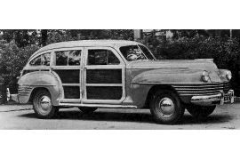 1942 Chrysler Royal Town and Country