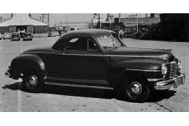 1942 Dodge Dodge DeLuxe D-22S Coupe