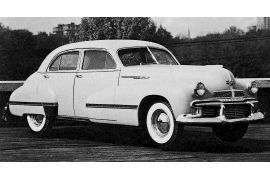 1942 Oldsmobile 98 Dynamic Cruiser Sedan