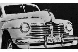 1942 Plymouth DeLuxe P-14S